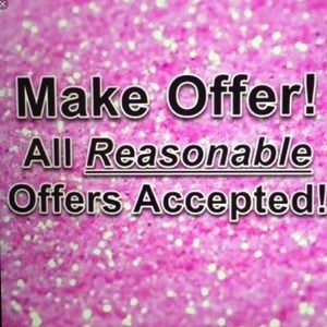Other - Reasonable Offer